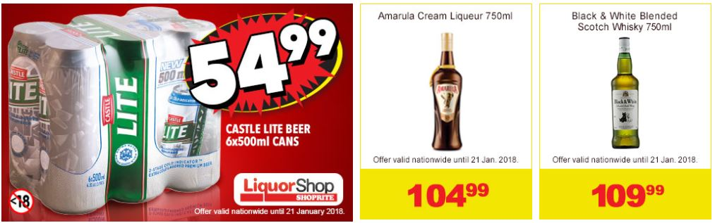 shoprite liquor shop